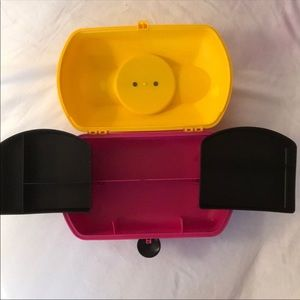 NEW Caboodles Training Cosmetic Case + SURPRISE